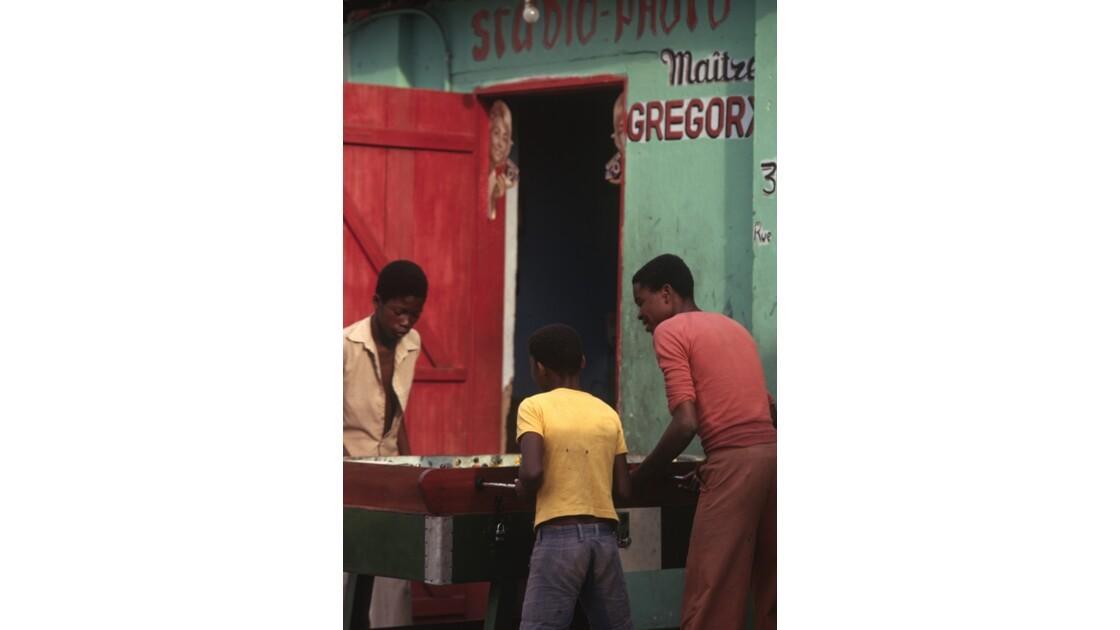 Congo 70 Brazzaville Moungali Babyfoot