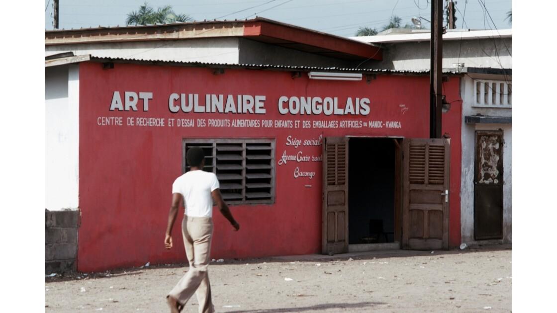 Congo 70 Brazzaville Bacongo
