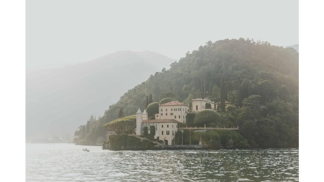 Lac de Côme - Côme, Bellagio, Brunate