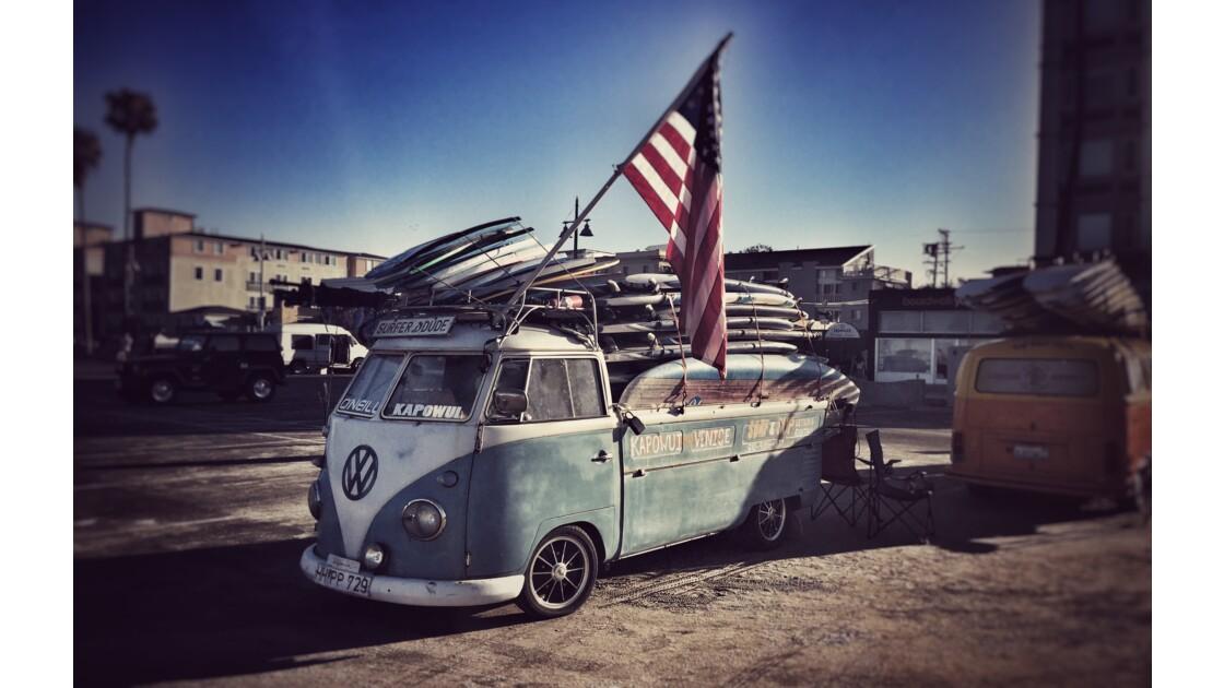 Combi Volkswagen Surf Club Santa Monica