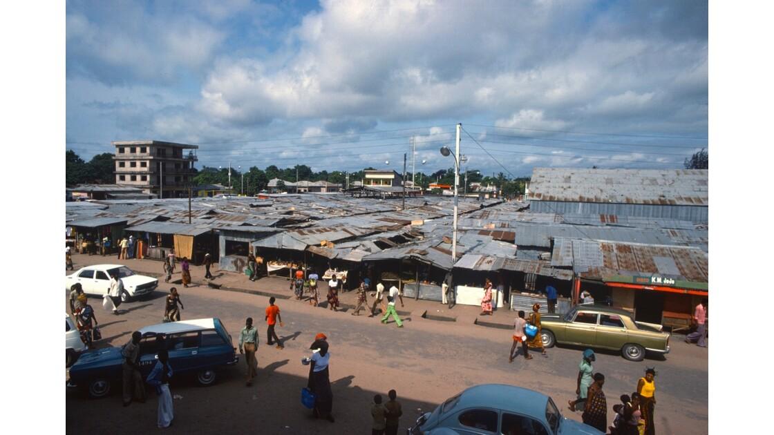 Congo 70 Brazzaville marché de Moungali 1