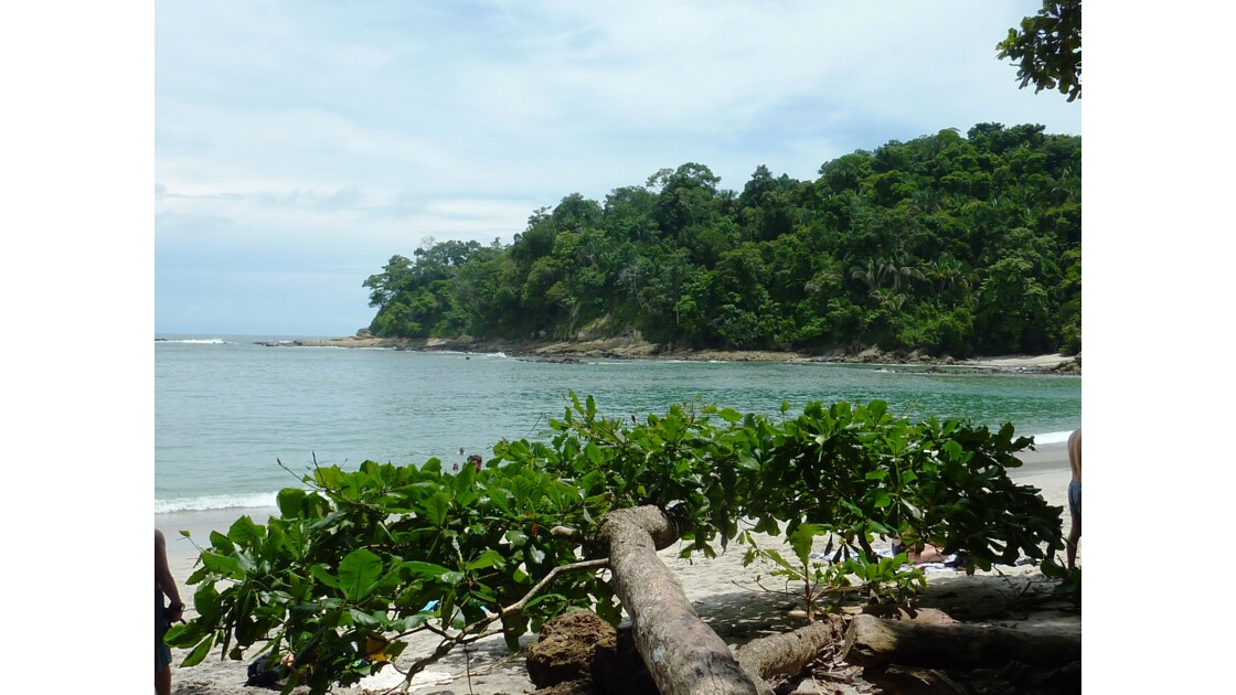Playa Galardonada du Parque Nacional Manuel Antonio
