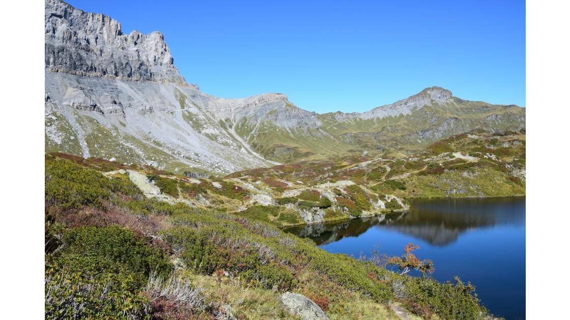 Randonnée photos au Lac de Pormenaz