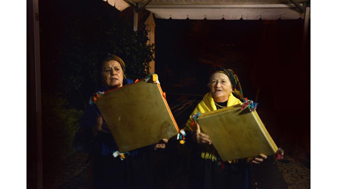 Chants traditionnels et adufe
