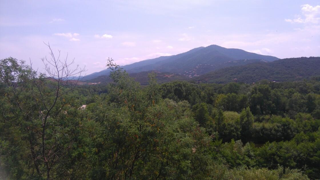 Le boulou et Céret en languedoc Roussillon