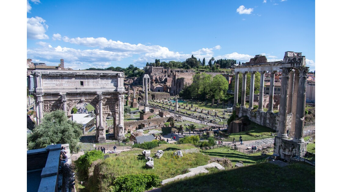 Rome, Le Forum