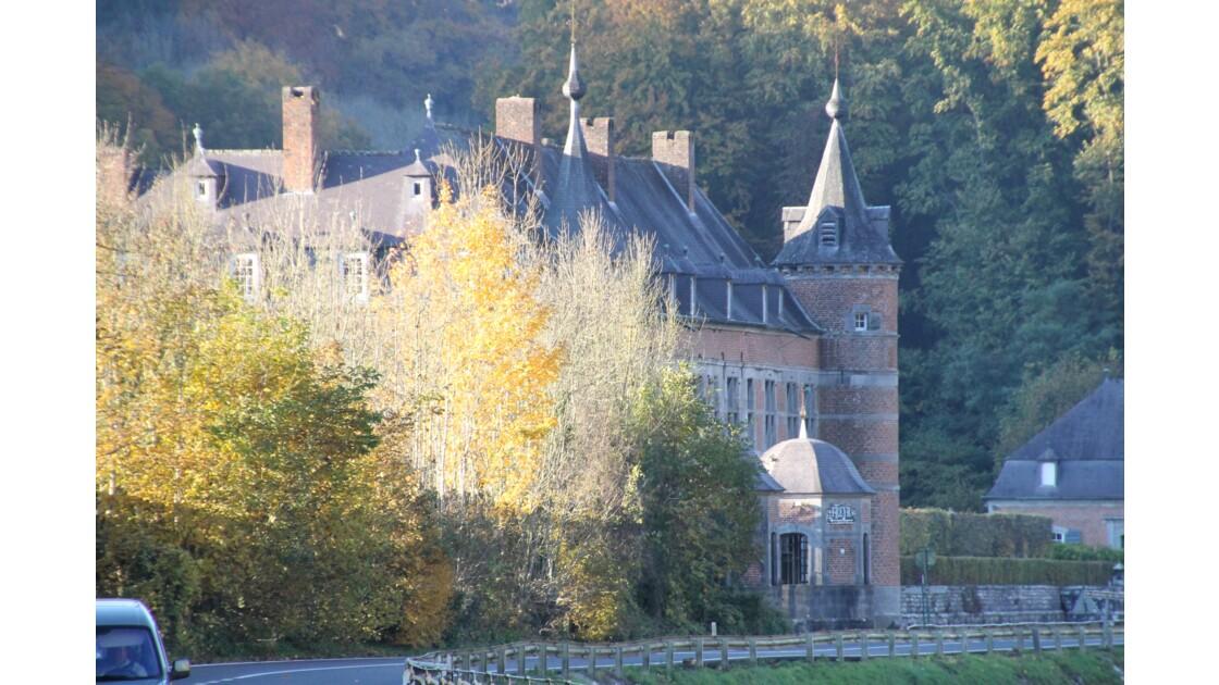 La tête de lion et le château de Freyr