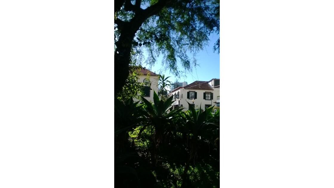 Funchal à Madére.