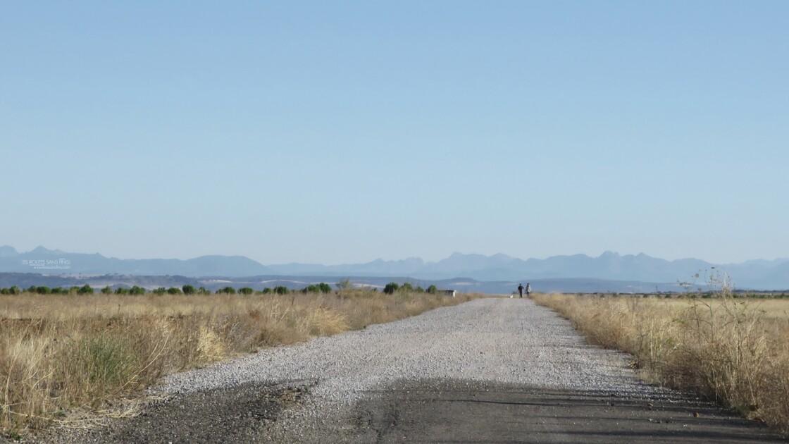 La course du temps sur le Camino.