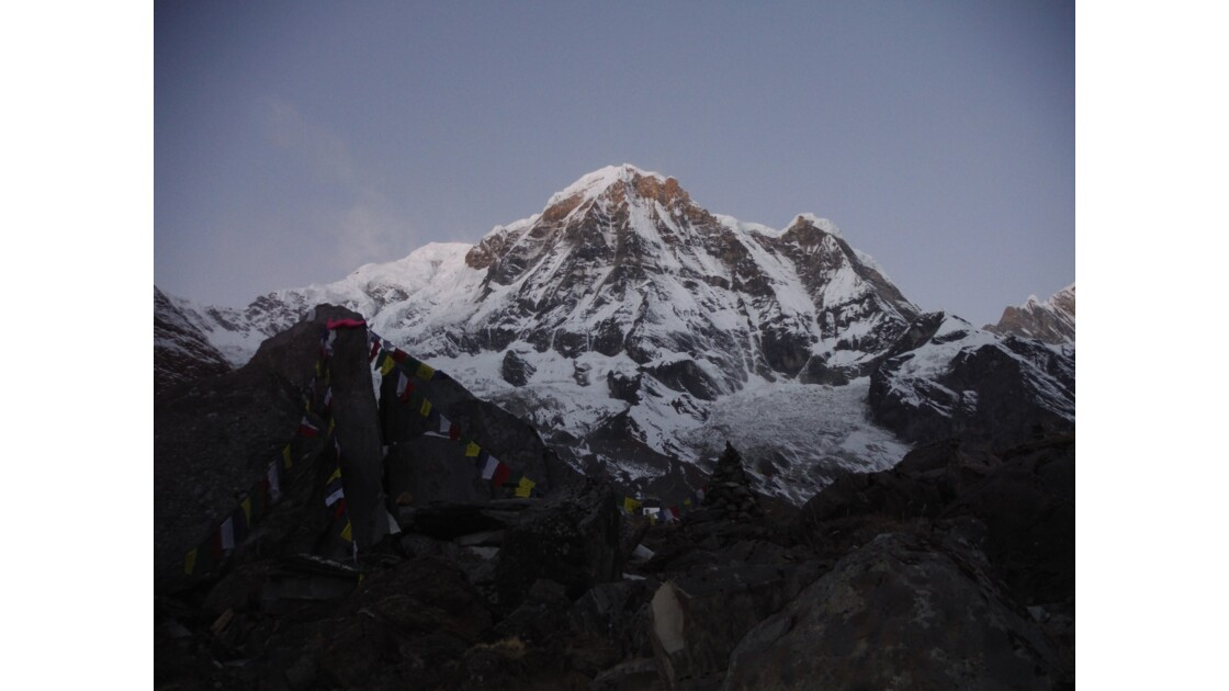 Annapurna base camp 4031m