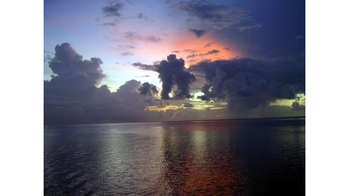 Retour à Bora Bora
