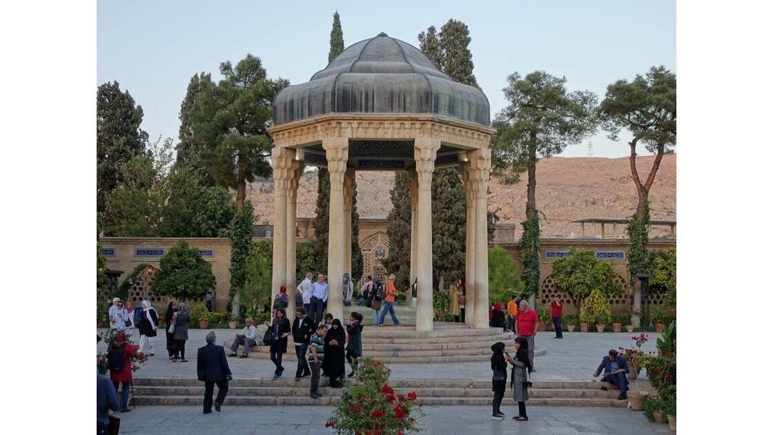Iran Shiraz le mausolée de Hâfez 2