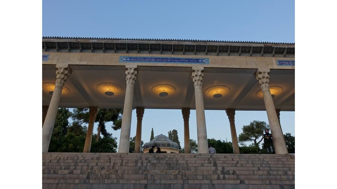 Iran Shiraz le mausolée de Hâfez 4