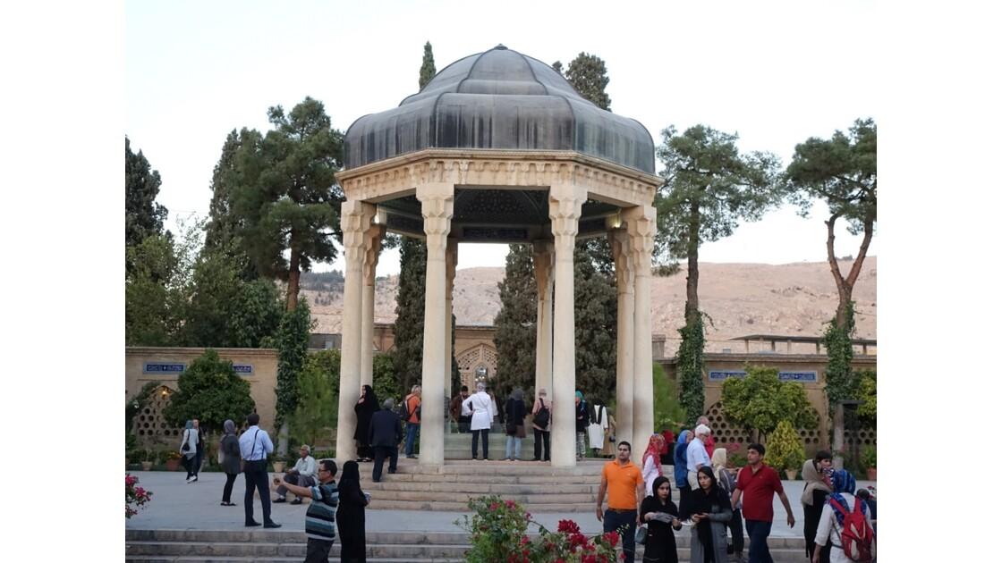 Iran Shiraz le mausolée de Hâfez 5