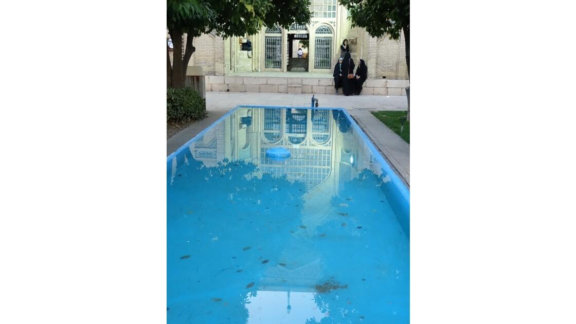 Iran Shiraz le mausolée de Hâfez 6