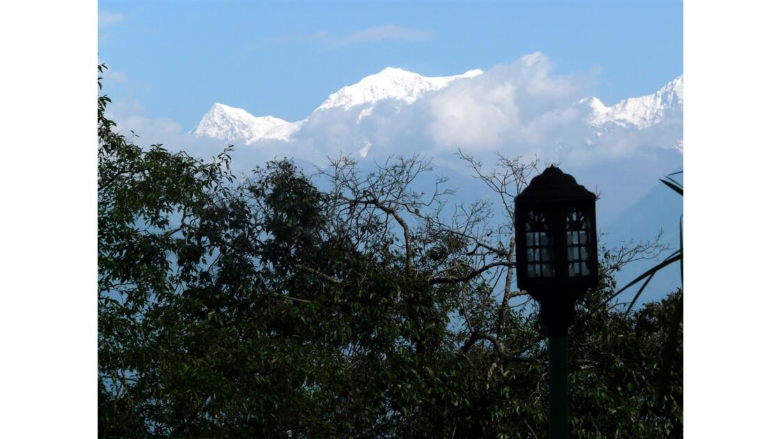 Chaîne de Kanchenjunga