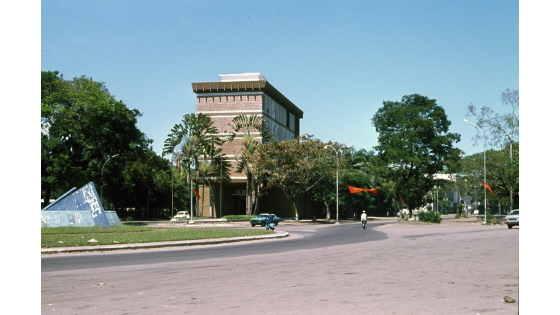 Congo 70 Brazzaville Quartier de la Poste