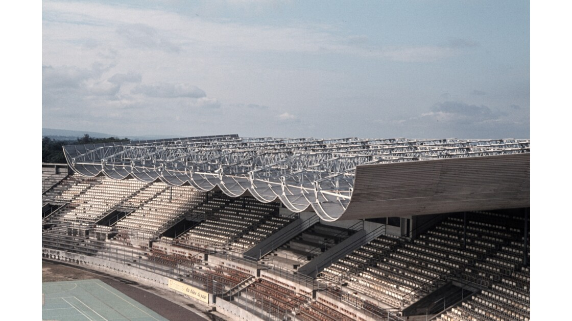 Congo 70 Brazzaville stade de la Révolution