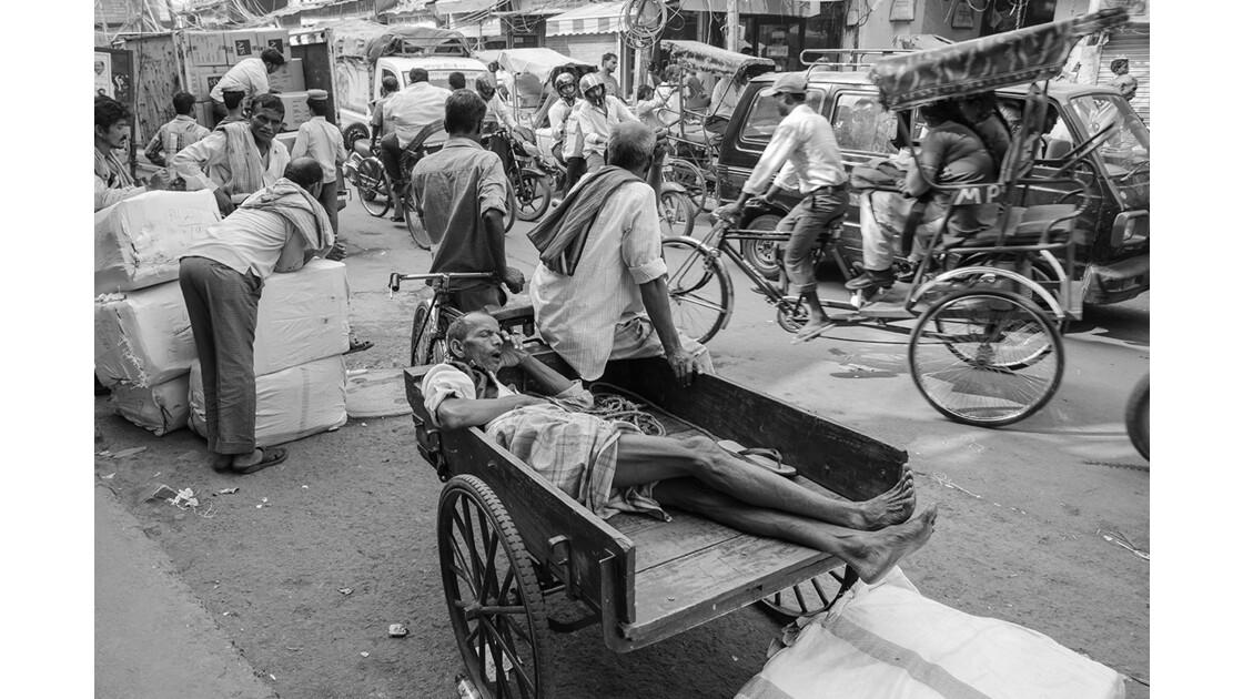 Old Delhi, net time