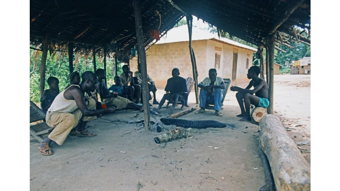 Congo 70  Près de Brazzaville le Mbongui