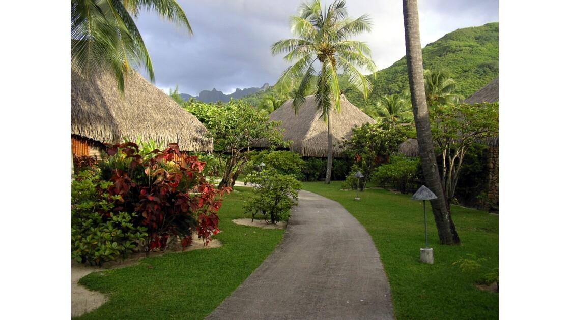 Jardins de Polynésie