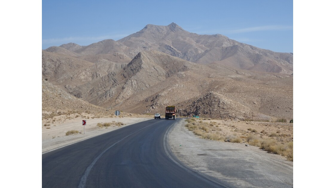 Iran Entre Abarkuh et Yazd 2