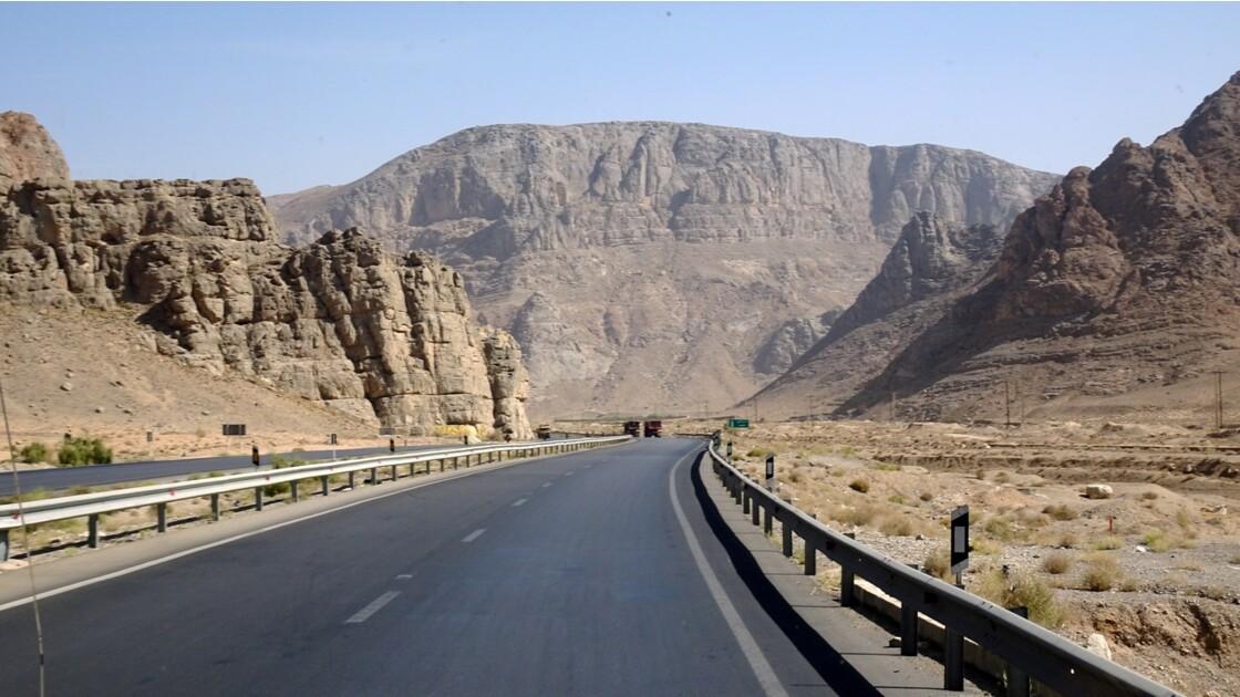 Iran Entre Abarkuh et Yazd 3