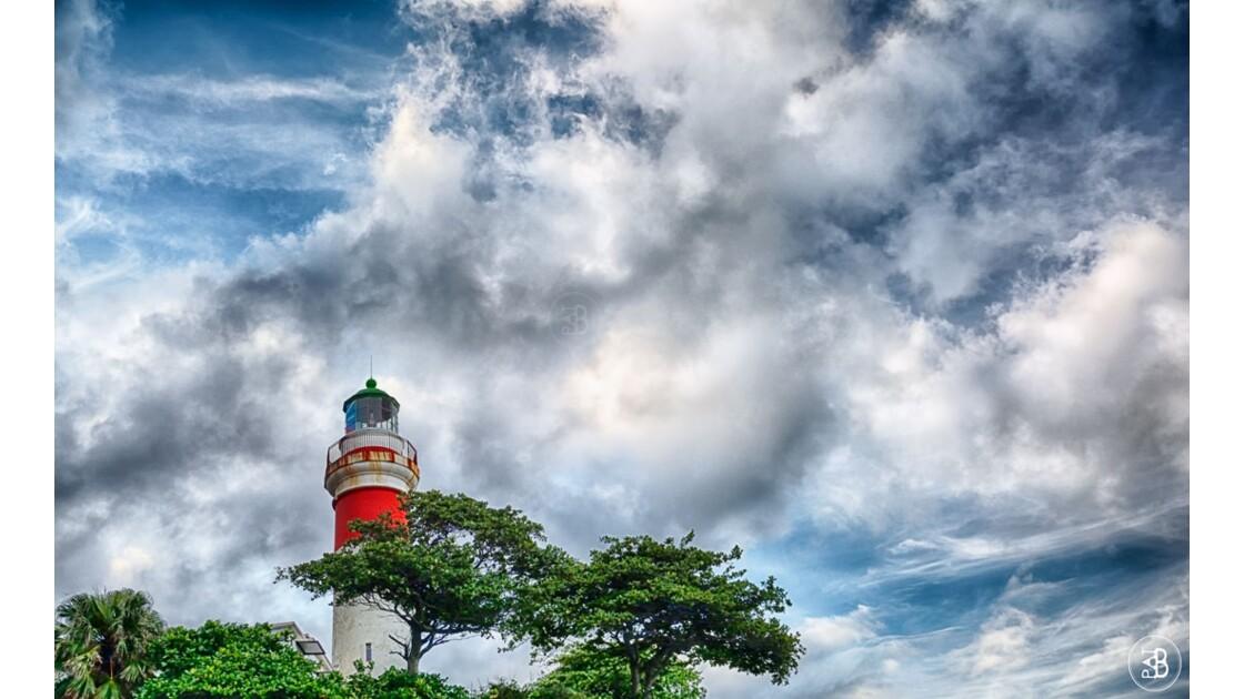 Le Phare de Sainte Suzanne - Ile de la Réunion