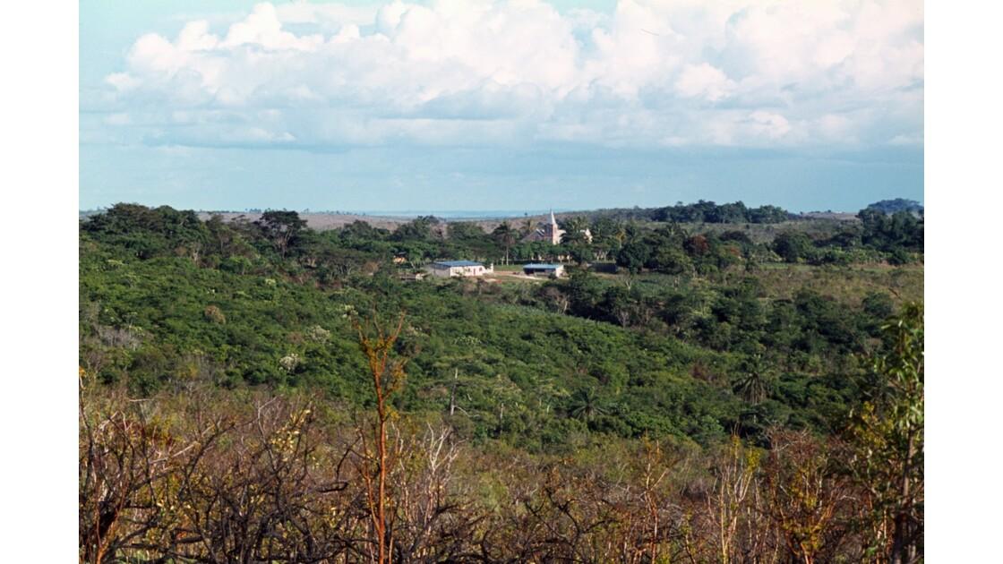 Congo 70 Mission de Kibouendé
