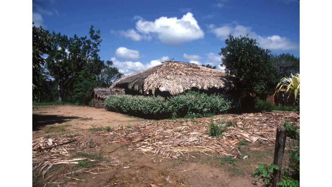 Congo 70 Kibouendé  la case du mariage