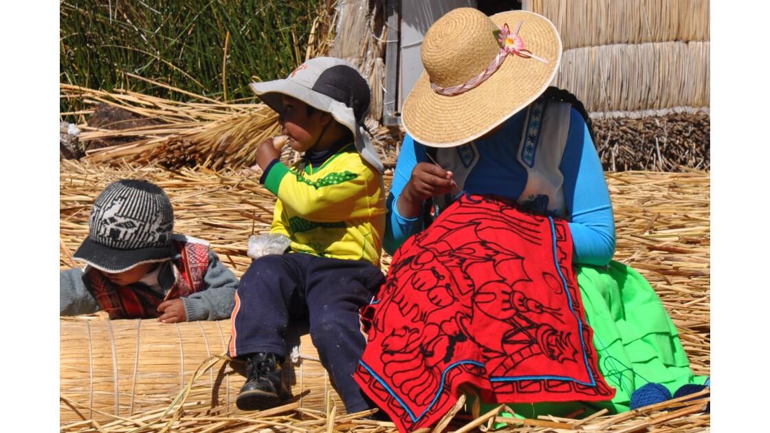 Les Quechuas
