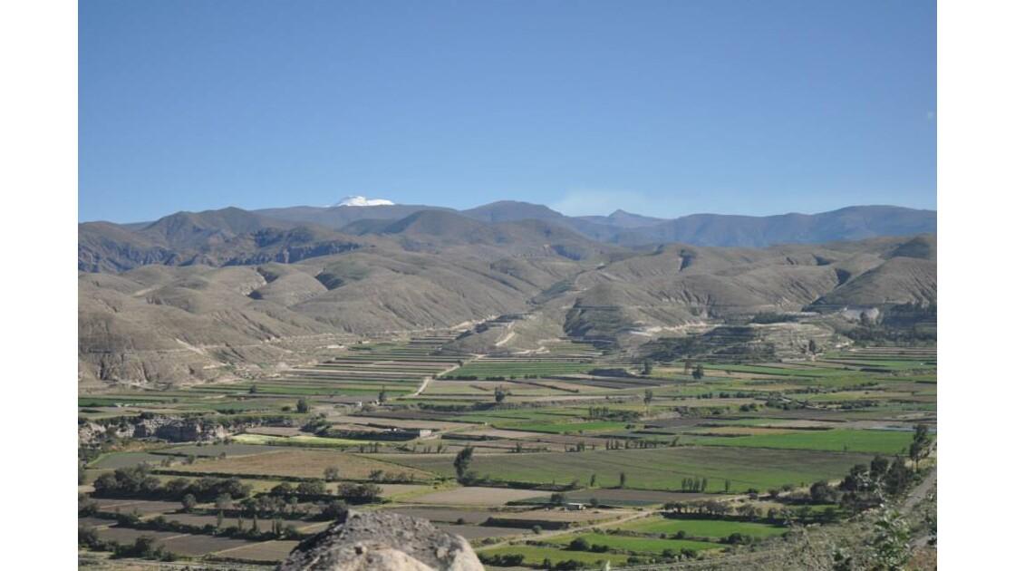 Sur le chemin de Puno