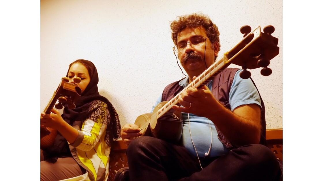 Iran Isfahan Music Museum concert 3