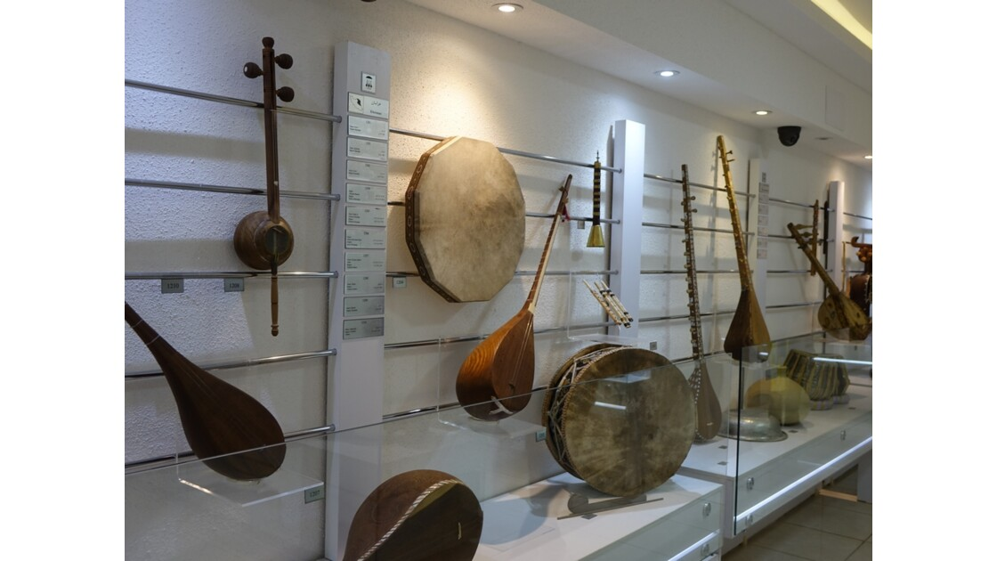 Iran Isfahan Music Museum 3