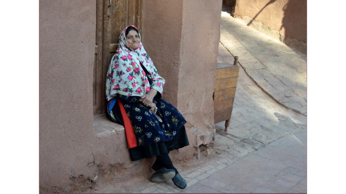 Abayâneh ,le village