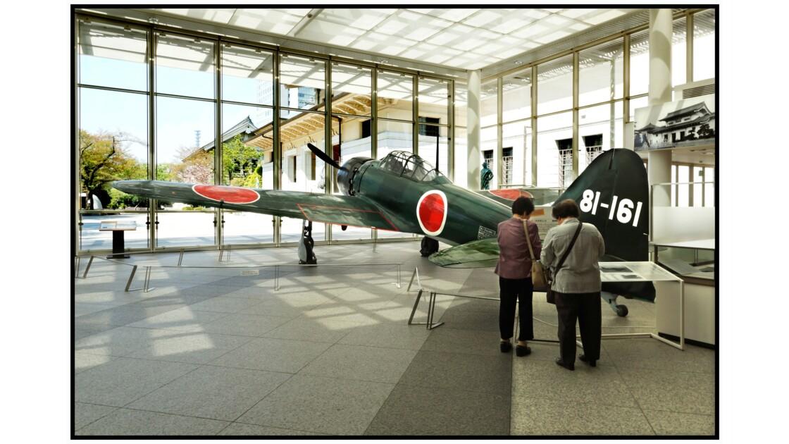 Tokyo - Musée de la guerre du Yasukuni jinja