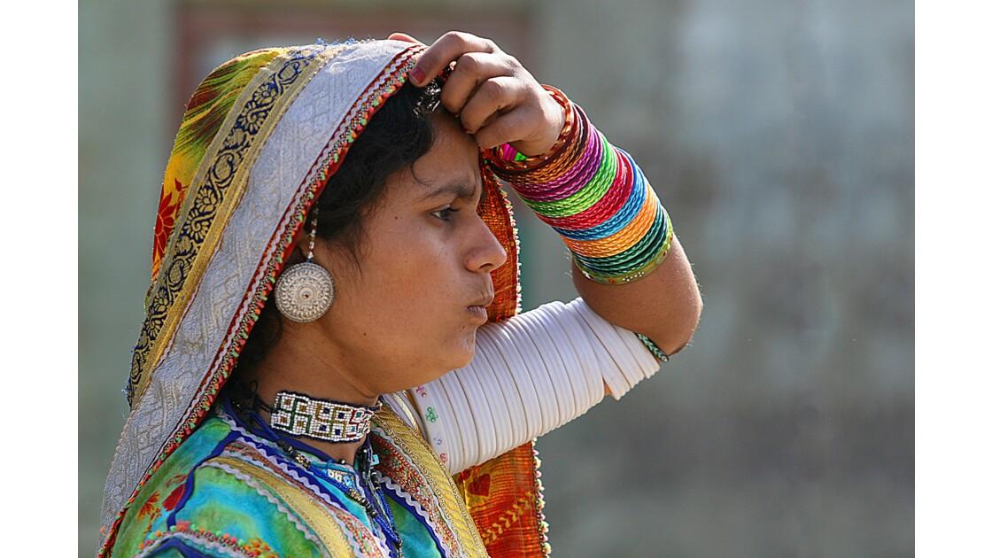 Femmes Meghwal