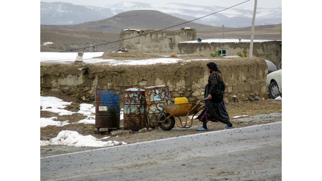 Iran Femmes Kurdes du village de Chaldoran 4