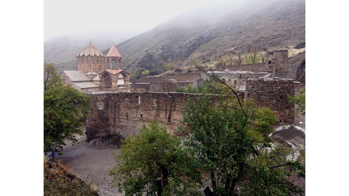 Iran Monastère de Saint Stéphane 2