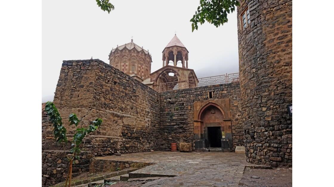Iran Monastère de Saint Stéphane 4