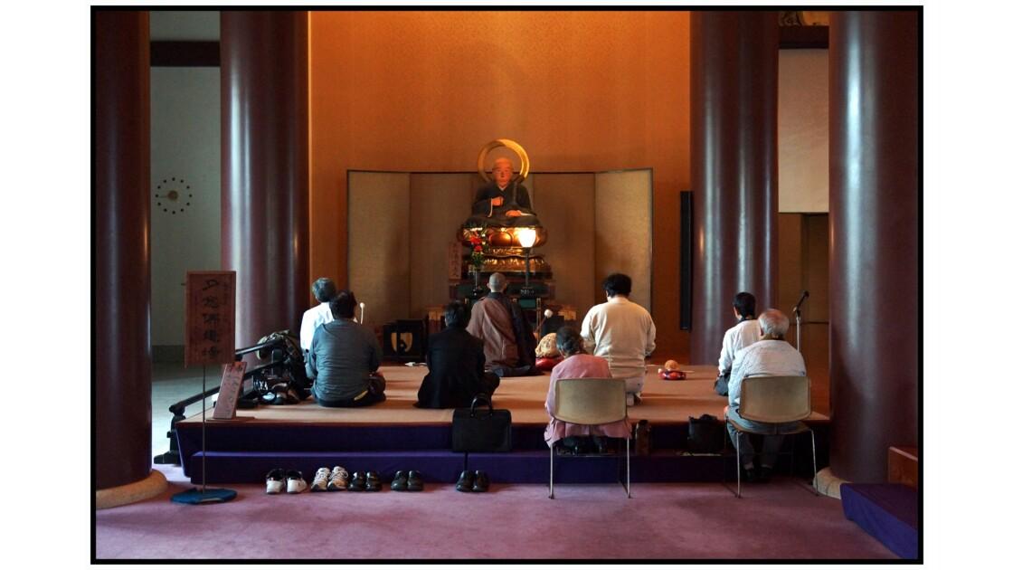 Tokyo - Minato - Temple San'en-zan Zōjō-ji