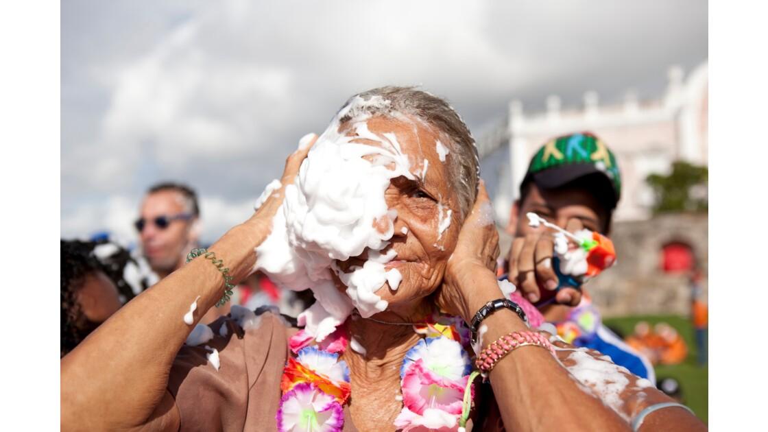Carnaval moussant
