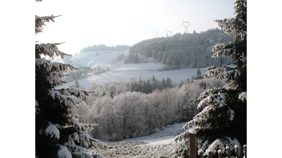 Le Lac Blanc Alsace