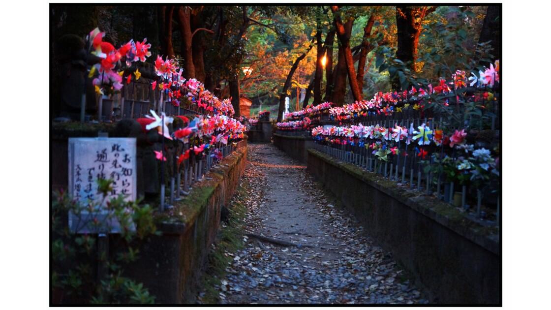 Tokyo - Minato - Mizu-ko Jizō au temple Zōjō-ji