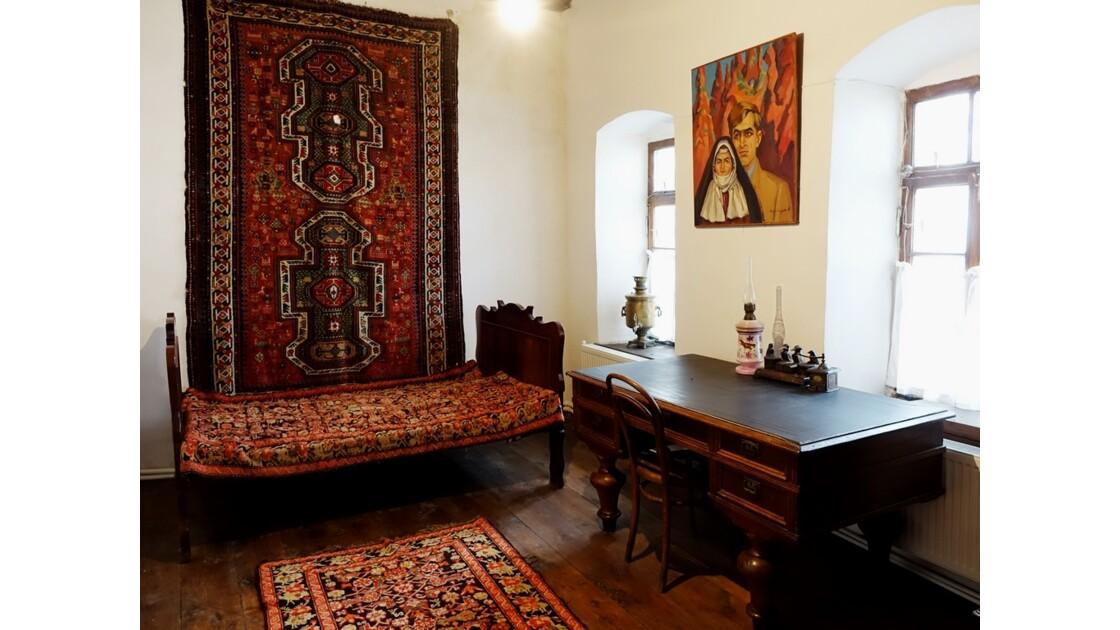 Arménie Goris Chambre de l'écrivain Aksel Bakounts