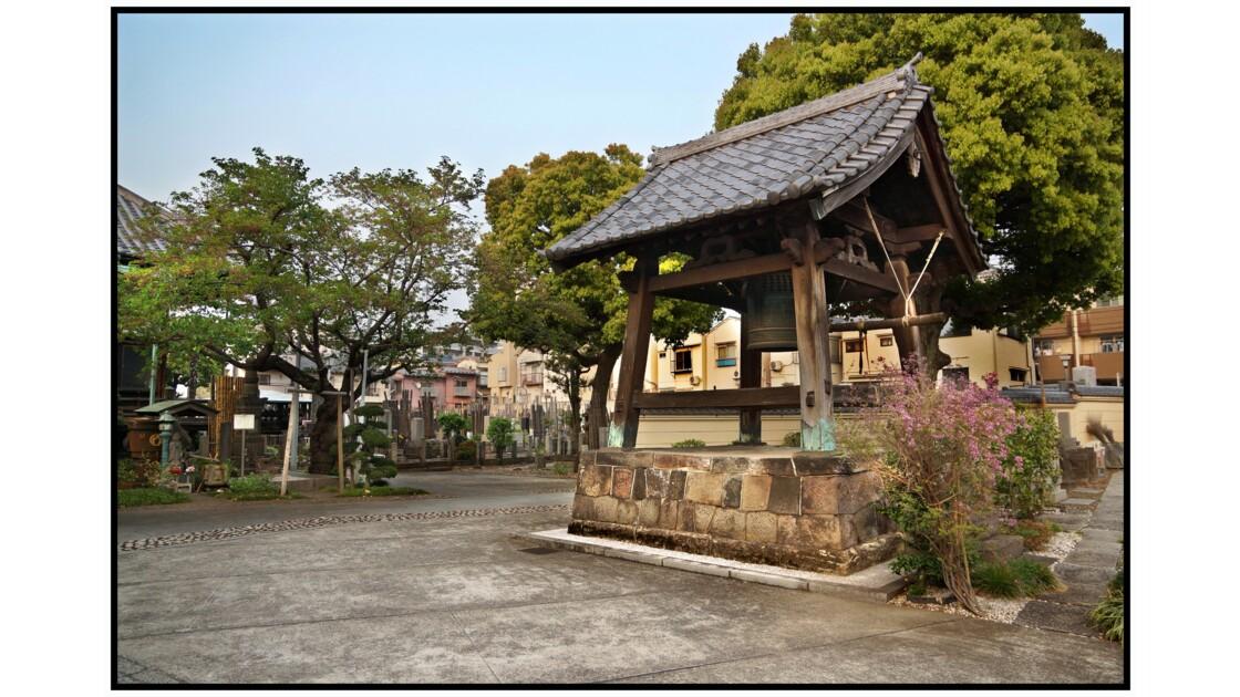 Tokyo - Yanaka - Shôrô du Sōrinji
