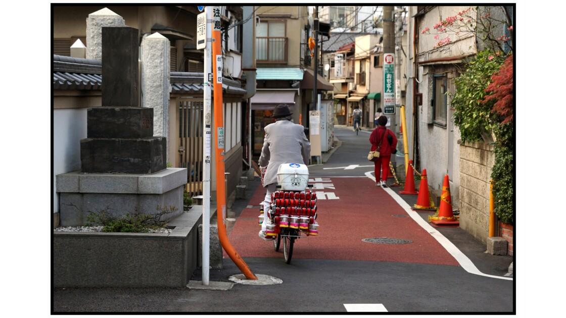 Tokyo - Yanaka - Rokuamida-dôri