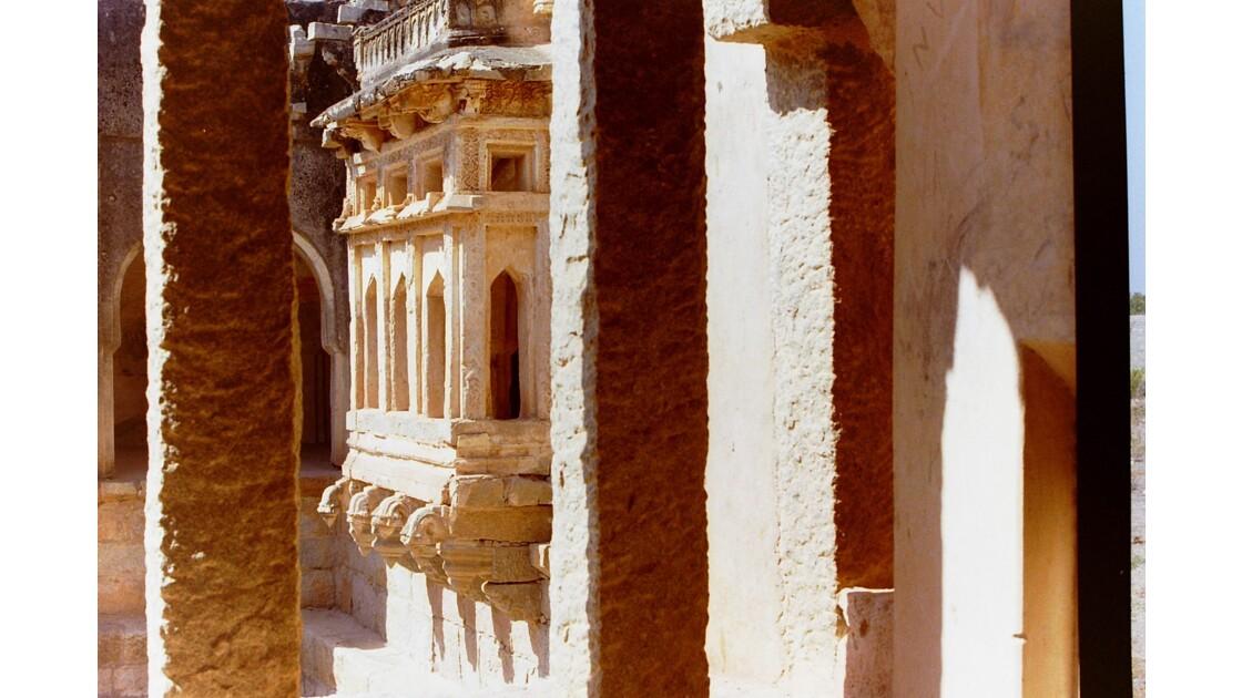 Temples à hampi