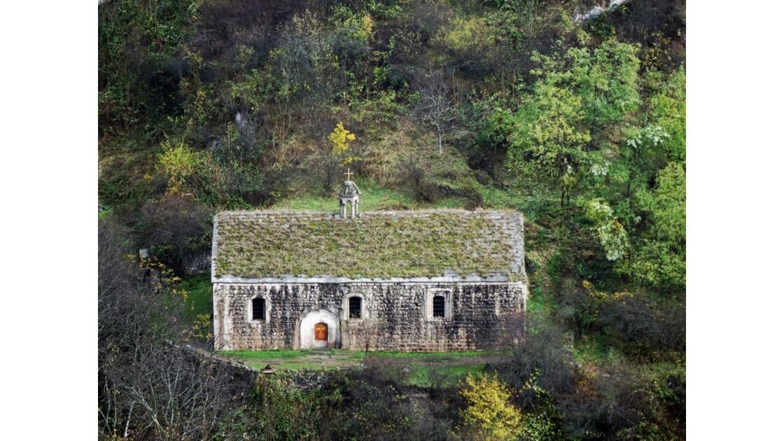 Arménie Old Khndzoresk l'église St. Hripsime 1