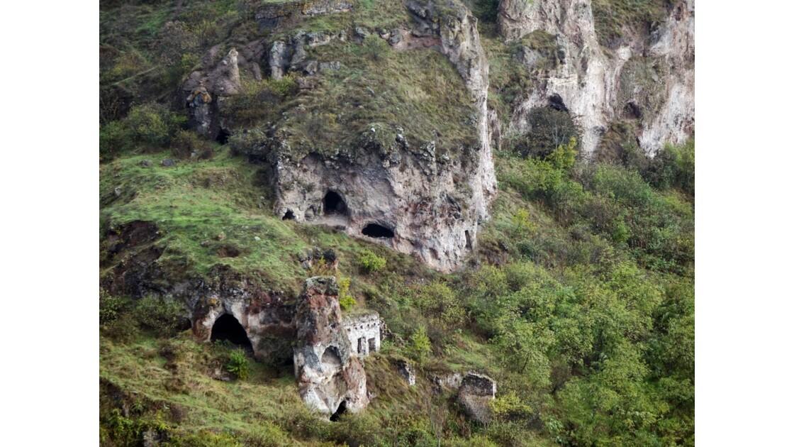 Arménie Old Khndzoresk 8